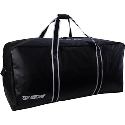 Black (CCM Pro Goalie Carry Bag - Senior)