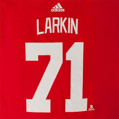 Red Wings Larkin SS Tee (Adidas Red Wings Larkin SS Tee - Mens)