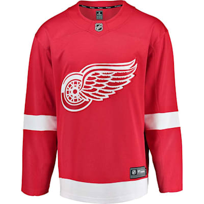 Home Front (Fanatics Detroit Red Wings Replica Jersey - Adult)