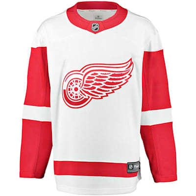 Away Front (Fanatics Detroit Red Wings Replica Jersey - Adult)