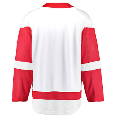 Away Back (Fanatics Detroit Red Wings Replica Jersey - Adult)
