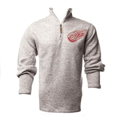 (CCM Red Wings Team 1/4 Zip - Mens)