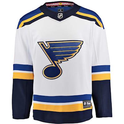 super popular a24d4 73d9d Fanatics St. Louis Blues Replica Jersey - Adult | Pure ...