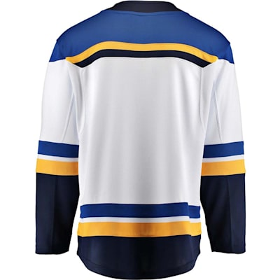 Back (Fanatics St. Louis Blues Replica Jersey - Adult)