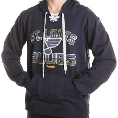 Reebok Resurfaced NHL Team Hoodie (Reebok Resurfaced NHL Team Hoody - Mens)