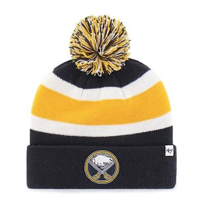Front (47 Brand Sabres Breakaway Knit Hat)