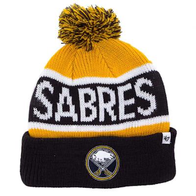Buffalo Sabres (47 Brand Buffalo Sabres - Calgary Knit Hat)