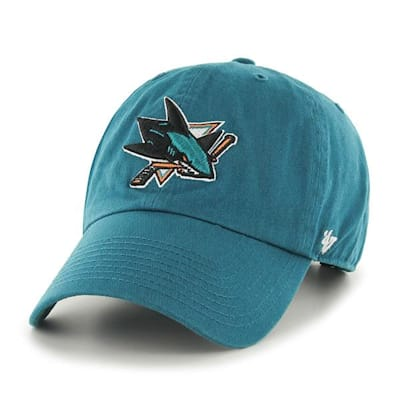 Front (47 Brand Sharks Clean Up Cap)