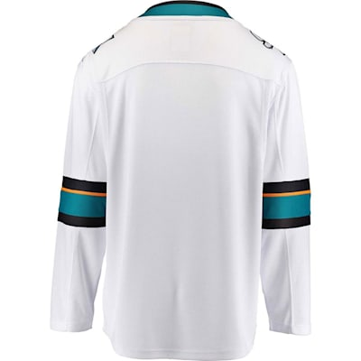 Away Back (Fanatics Sharks Replica Jersey - Adult)