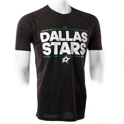 Dallas Stars (Adidas Dallas Stars Dassler Short Sleeve Tee - Mens)