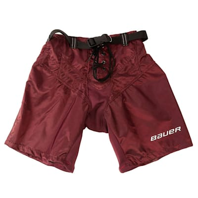 Maroon (Bauer Supreme Pant Cover - Junior)