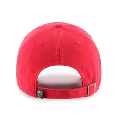 Back (47 Brand Wild Clean Up Cap)