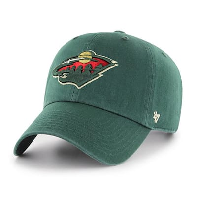 Front (47 Brand Wild Clean Up Cap Dark)