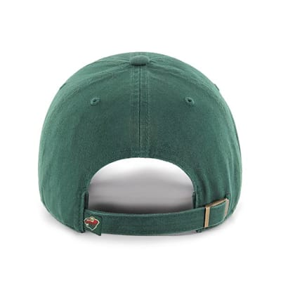 Back (47 Brand Wild Clean Up Cap Dark)