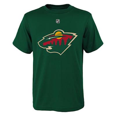 Front (Adidas Wild Parise Short Sleeve Tee - Youth)