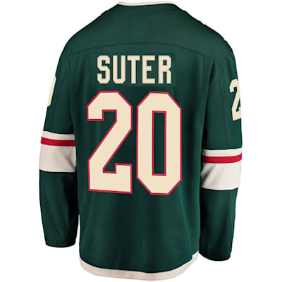 Ryan Suter Home (Fanatics Wild Replica Jersey - Ryan Suter - Adult)