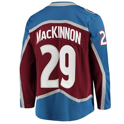 Back (Fanatics Avs Replica Jersey - Nathan Mackinnon - Adult)