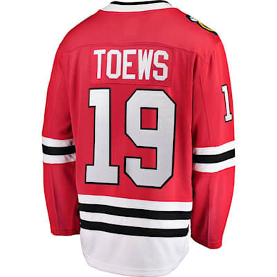 Jonathan Toews Home (Fanatics Blackhawks Replica Jersey - Jonathan Toews - Adult)