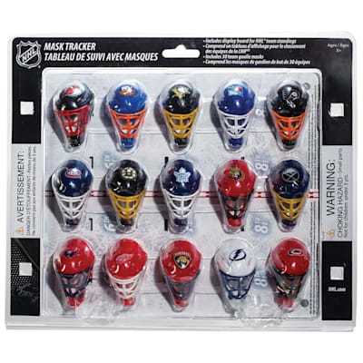 (Franklin NHL Team Micro Mask Tracker)
