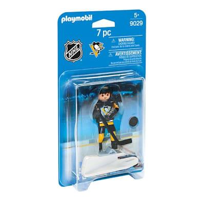 Pittsburgh Penguins Playmobil Player Figure (Playmobil Pittsburgh Penguins Player Figure)