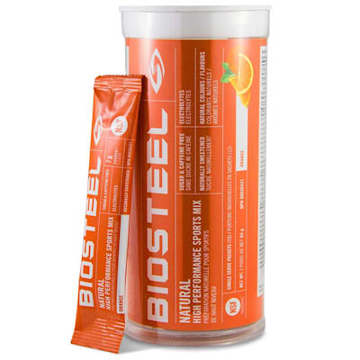 Orange (Biosteel High Performance Sports Mix Tube - 14 Count)