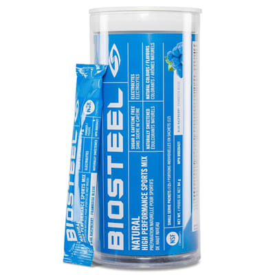 Blue Raspberry (Biosteel High Performance Sports Mix Tube - 14 Count)