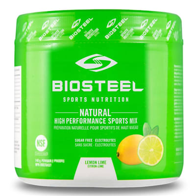 Lemon Lime (Biosteel High Performance Sports Mix (140g))