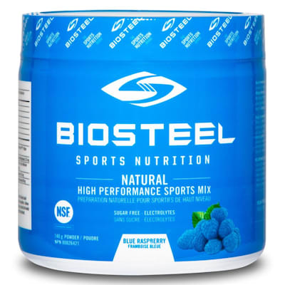 Blue Raspberry (Biosteel High Performance Sports Mix (140g))