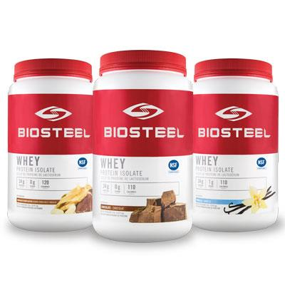 (Biosteel Whey Protein Isolate (408g))