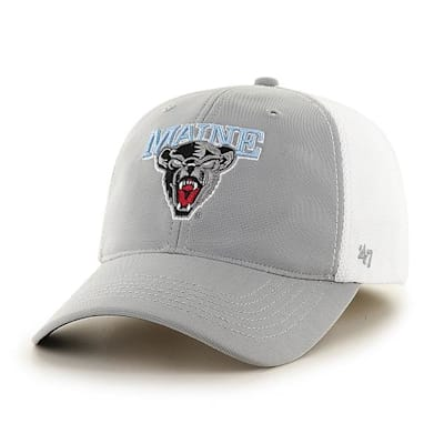 DRAFT DAY CLOSER UMAINE HAT - Front View (47 Brand Draft Day Closer Hockey Hat - University of Maine - Adult)