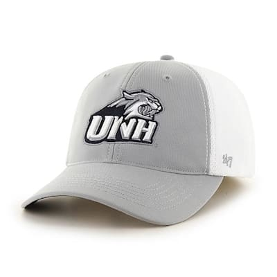 DRAFT DAY CLOSER UNH HAT - Front View (47 Brand Draft Day Closer Hockey Hat - University of New Hampshire - Adult)