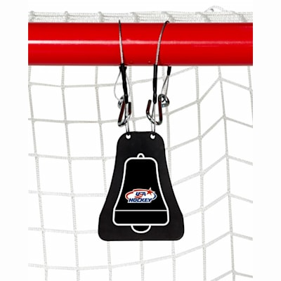 (USA Hockey Metal Bell Skill Targets - 2 Pack)
