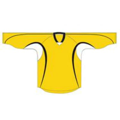 (Flexxice Lite Bruins Gold Practice Jersey - Senior)