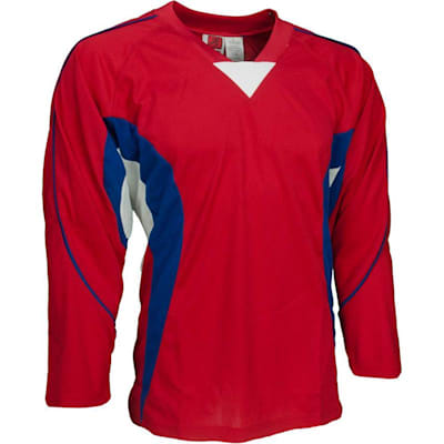 Montreal Red (FLEXXICE LITE Practice Jersey - Montreal Red - Senior)