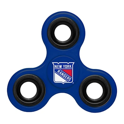 New York Rangers (Forever Collectibles NHL Diztracto Spinnerz 3-Way)