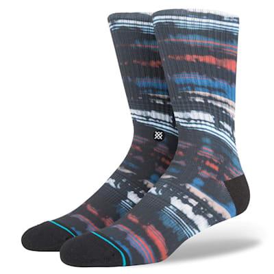 Baja Hurricane (Stance Baja Hurricane Crew Socks - Mens)