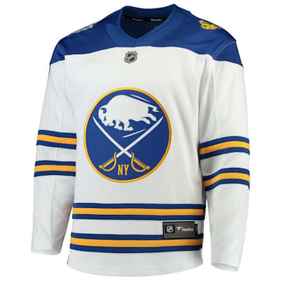 Front (Fanatics Buffalo Sabres Winter Classic Replica Jersey - Adult)