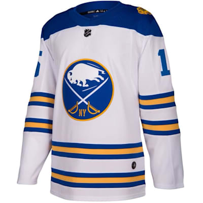 Front (Adidas Buffalo Sabres Winter Classic Authentic NHL Jersey - Jack Eichel - Adult)
