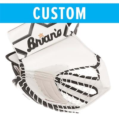 (Brians Custom Heritage Pro Goalie Catch Glove - Senior)