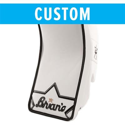 (Brians Custom Heritage Pro Goalie Blocker - Senior)