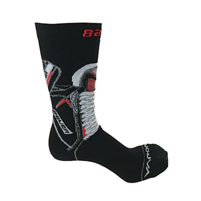 Vapor (Bauer Novelty Sock (2Pack))