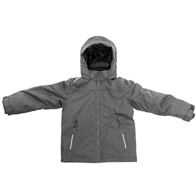 Heather Grey (CCM Youth Winter Jacket - Youth)
