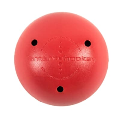 Red (Smart Hockey Practice Ball)
