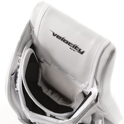(Vaughn XFP Pro Goalie Blocker - Senior)