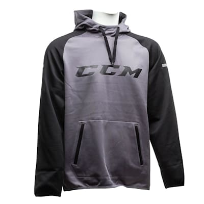 Grey (CCM Exclusive Tech Fleece Hoodie - Mens)