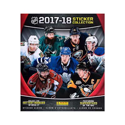 Album Cover (Panini 2017-18 NHL Sticker Album)