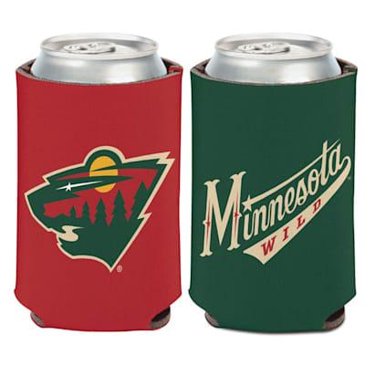 (Wincraft NHL Can Cooler - Minnesota Wild)