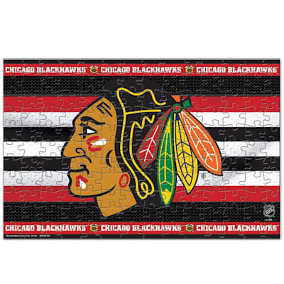 NHL 150PC Puzzle Blackhawks (Wincraft NHL 150 Piece Puzzle - Chicago Blackhawks)