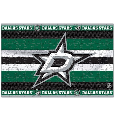 NHL 150PC Puzzle Stars (Wincraft NHL 150 Piece Puzzle - Dallas Stars)