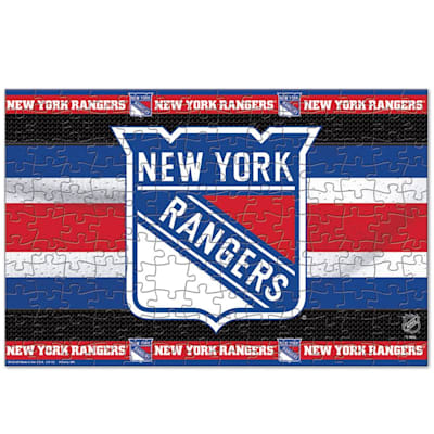 NHL 150PC Puzzle Rangers (Wincraft NHL 150 Piece Puzzle - New York Rangers)
